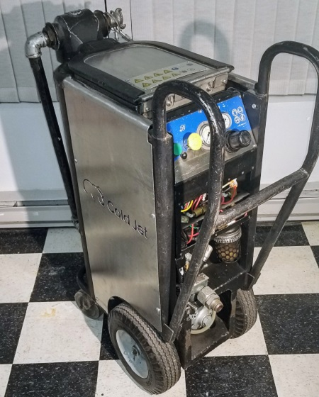 Dry Ice Used Equipment For Sale | Used Blasting Machines